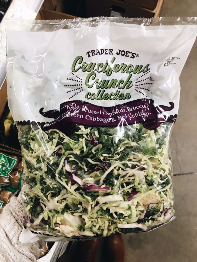 18 favorite trader joe's items slaw