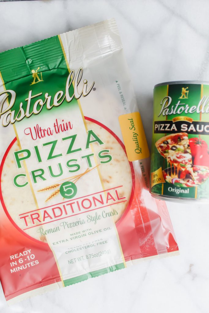 pastorelli pizza crusts and pizza sauce