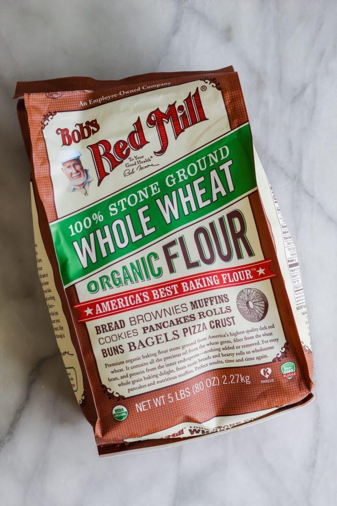 bob's red mill whole wheat flour