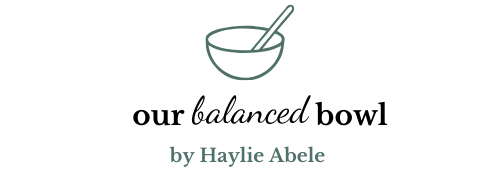 Our Balanced Bowl